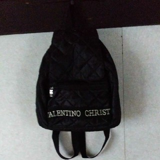 ヴァレンティノ(VALENTINO)のVALENTINO CHRIST リュック(リュック/バックパック)
