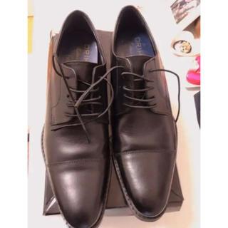 オリヒカ(ORIHICA)の【新品未使用】ビジネスシューズ 革靴 26.5センチ(ドレス/ビジネス)
