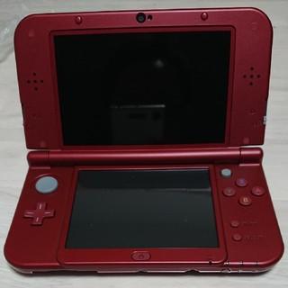 momotaro様専用 3DS LL レッド(携帯用ゲーム機本体)