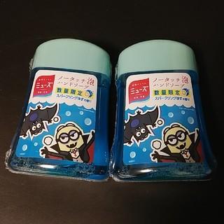 アースセイヤク(アース製薬)のノータッチ泡ハンドソープ  限定 スパークリングゆず ミニオン つめかえ用 2こ(ボディソープ/石鹸)