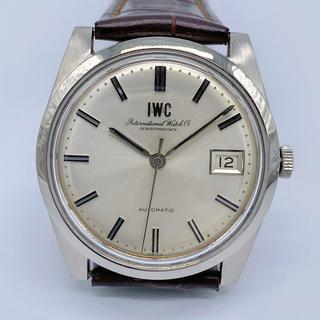 インターナショナルウォッチカンパニー(IWC)の最終値下げ!IWCオールドインターデイト アンティーク(腕時計(アナログ))