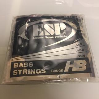 ベース弦 ESP(弦)