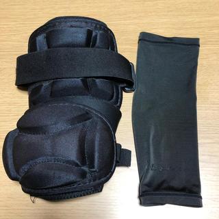 エスエスケイ(SSK)のエルボーガード、肘サポーター(防具)