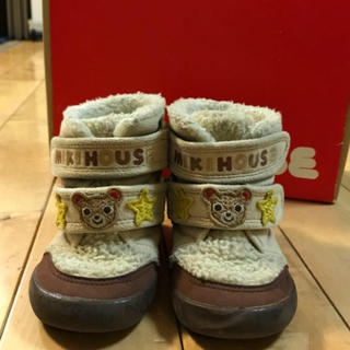 ミキハウス(mikihouse)のミキハウスのブーツ(ブーツ)