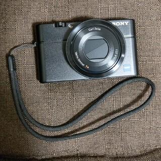 ソニー(SONY)のSONY Cyber-shot DSC-RX100(コンパクトデジタルカメラ)