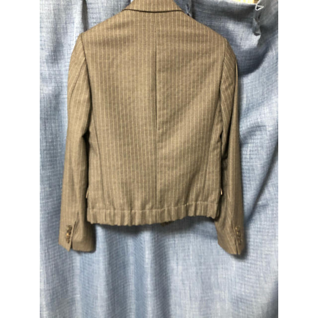 DRIES VAN NOTEN(ドリスヴァンノッテン)のDries van noten ショート ジャケット メンズのジャケット/アウター(テーラードジャケット)の商品写真