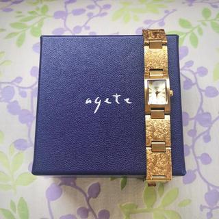 アガット(agete)のめー 様 😊 agete   ㊹ 腕時計・稼動品✨(腕時計)