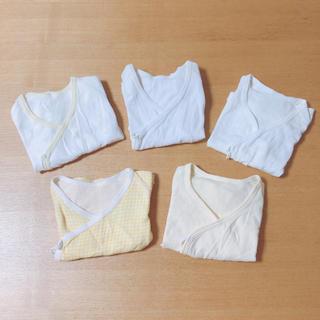新生児 短肌着 セット(肌着/下着)