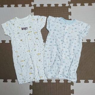 ニシマツヤ(西松屋)の洋服2着セット(その他)