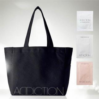 アディクション(ADDICTION)の&ROSY アンドロージー 3月号 【付録】 アディクション 4点セット(トートバッグ)