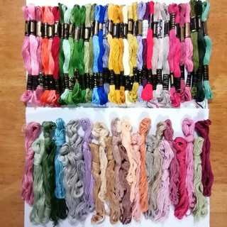 オリンパス(OLYMPUS)の刺繍糸 OLYMPUS オリンパス 25番 60本60色セット(生地/糸)