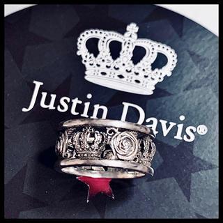ジャスティンデイビス(Justin Davis)のJustin Davis ジャスティン SRJ210 MY LOVE STOCK(リング(指輪))