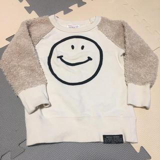 ニードルワークスーン(NEEDLE WORK SOON)のNEEDLE WORKSトレーナー(Tシャツ/カットソー)