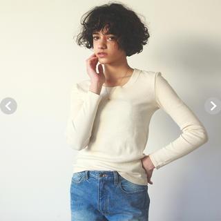 シールームリン(SeaRoomlynn)のシールームリン オールドコットロングシャツ(Tシャツ(長袖/七分))