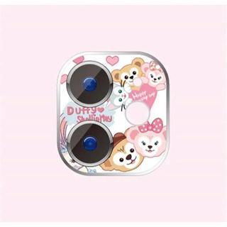 ディズニー(Disney)のダッフィー  プーさんiphone11  レンズ保護フィルム ディズニー(保護フィルム)