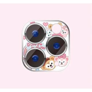 ディズニー(Disney)のダッフィー  iphone11pro  レンズ保護フィルム(保護フィルム)