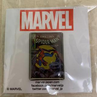 マーベル(MARVEL)のスパイダーマン ピンバッジ(バッジ/ピンバッジ)