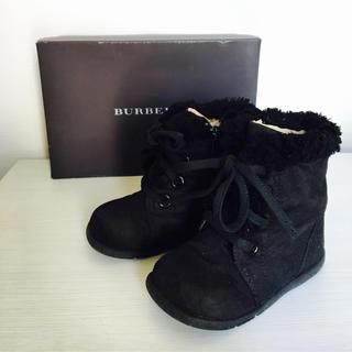 バーバリー(BURBERRY)のBURBERRY 14cm ブーツ♡(ブーツ)