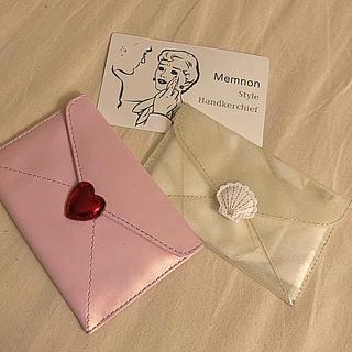 Memnon - メムノン カードケース 白のみ