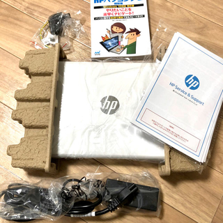 ヒューレットパッカード(HP)の新品未使用 ノートパソコン 2020年モデル(ノートPC)