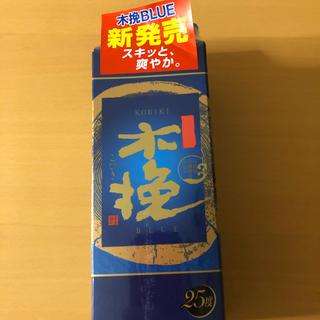 新品 900ml   芋焼酎 木挽BLUE(焼酎)