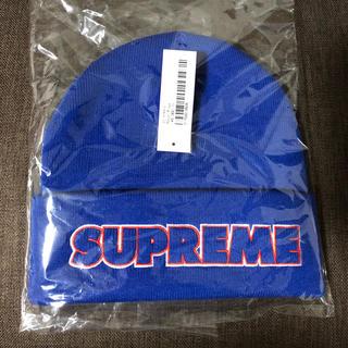 シュプリーム(Supreme)のシュプリーム ニット帽 新品未使用(ニット帽/ビーニー)