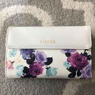 リエンダ(rienda)のrienda(iPhoneケース)