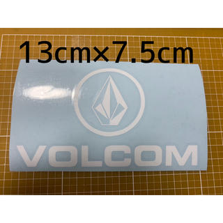 ボルコム VOLCOM カッティングステッカー(アクセサリー)