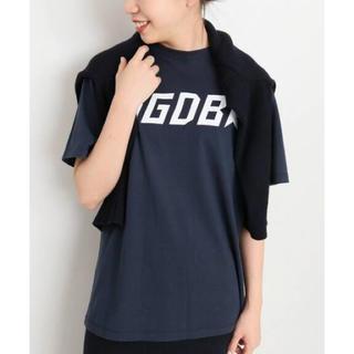 ゴールデングース(GOLDEN GOOSE)のロンロン415様 GOLDEN GOOSE ロゴTシャツ(Tシャツ(半袖/袖なし))