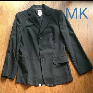 エムケーミッシェルクラン(MK MICHEL KLEIN)の【美品】MICHAELKLEINの黒スーツセット♡(スーツ)