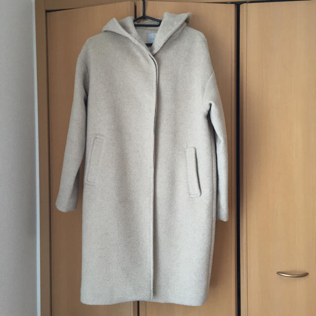 OPAQUE(オペーク)のOPAQUE アムンゼンビーバーコート レディースのジャケット/アウター(その他)の商品写真