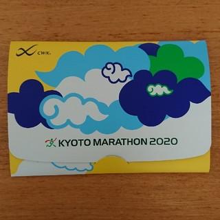 シーダブリューエックス(CW-X)のバフ 京都マラソン(その他)