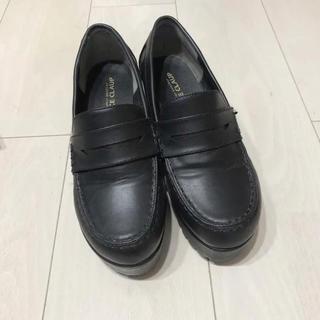 ワンアフターアナザーナイスクラップ(one after another NICE CLAUP)の【ナイスクラップ】厚底ローファー(ローファー/革靴)