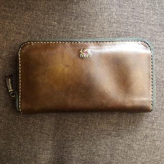 エンリーべグリン(HENRY BEGUELIN)の【セール】アンリークイール 長財布(財布)