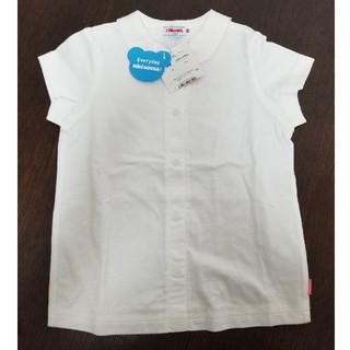 ミキハウス(mikihouse)のミキハウス 新品ブラウス90(Tシャツ/カットソー)