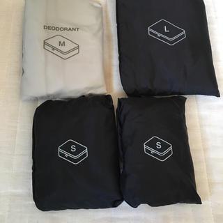 ムジルシリョウヒン(MUJI (無印良品))のsサイズ 旅行バッグ(その他)