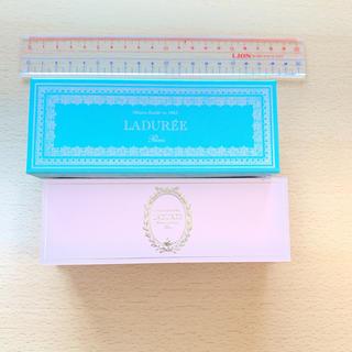 ラデュレ(LADUREE)のラデュレ 空箱 2個(小物入れ)