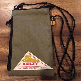 ケルティ(KELTY)のKELTY ケルティ パスポートケース WILD1 限定色(ショルダーバッグ)