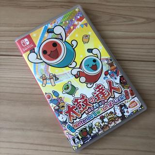ニンテンドースイッチ(Nintendo Switch)の太鼓の達人 Nintendo Switchば~じょん! Switch(家庭用ゲームソフト)