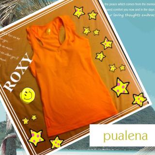 ロキシー(Roxy)のROXY イエローオレンジ スイムウェア(水着)