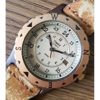 タイメックス(TIMEX)のTimex クォーツメンズ腕時計ジャンク品(腕時計(アナログ))