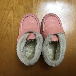 本革ベビーブーツ  12センチ(ブーツ)