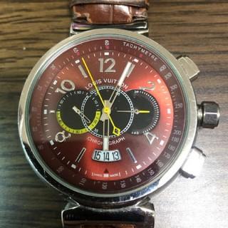 ルイヴィトン(LOUIS VUITTON)のLOUIS VUITTON ルイヴィトン タンブール 腕時計 希少 レア(腕時計(アナログ))