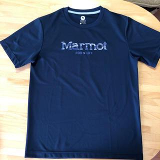 マーモット(MARMOT)のMarmot ドライメッシュTシャツ (ウェア)