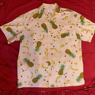 メンズカネコイサオのアロハシャツ
