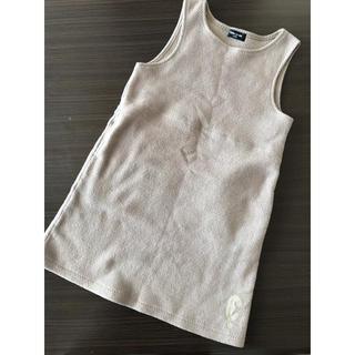 コムサイズム(COMME CA ISM)のワンピース ジャンパースカート コムサイズム 120センチ(スカート)