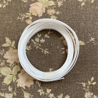形状保持テープ 4mm幅 3m ノーズワイヤー テクノロート代替品(その他)