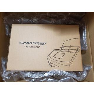 フジツウ(富士通)の新品 FUJITSU ScanSnap FI-IX1500 スキャナー(PC周辺機器)