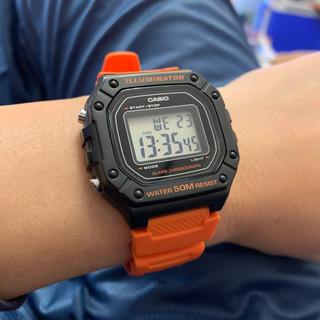 カシオ(CASIO)のカシオ★クォーツ腕時計★防水★オシャレ★激安(腕時計(デジタル))