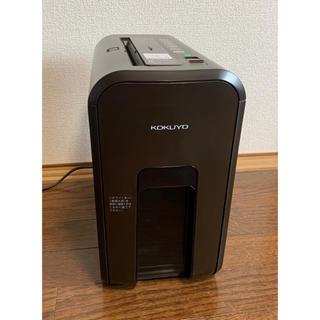 コクヨ(コクヨ)のミルキー様専用 コクヨ シュレッダー KPS-X80(オフィス用品一般)